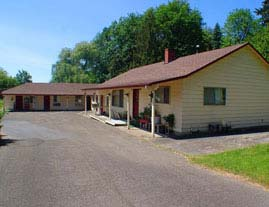 Sunnyside Motel Competitive Rates with Local Motels